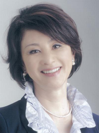 女優・石井苗子さん登壇