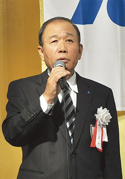新会長に加藤修氏