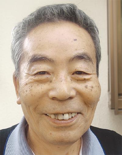 野島 冨士雄さん