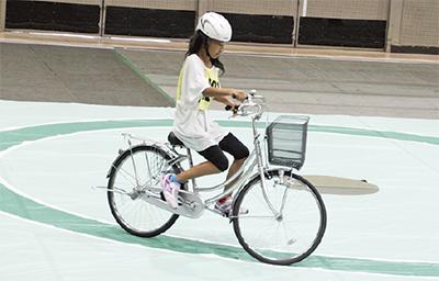 県自転車大会で健闘