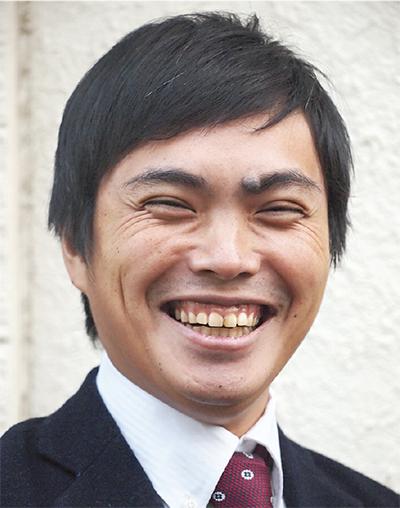竹田 陽介さん