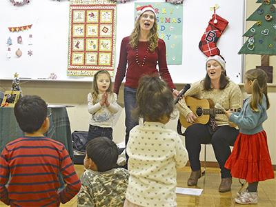 英語で歌って国際交流