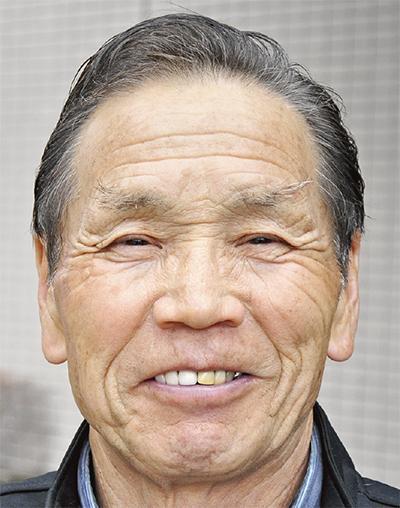 野口 芳雄さん