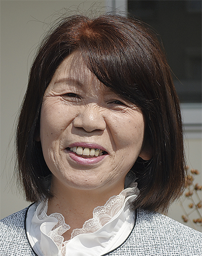 草間 幸子さん