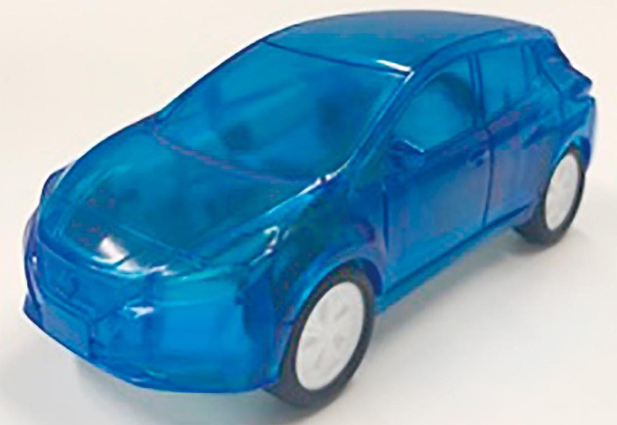 実験で電気自動車を学ぶ