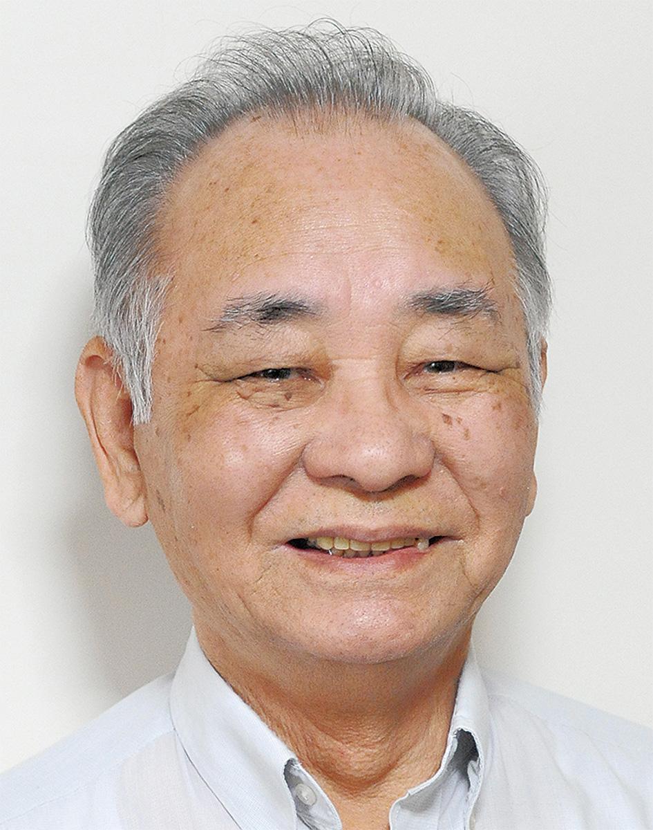 吉田 勝雄さん
