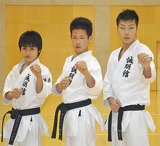 左から渋谷さん、高梨さん、赤坂さん