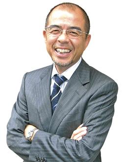 「新年の幕開けに、一歩を踏み出そう」と佐藤社長