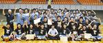 県内一番の絆で全国に挑む男子バスケットボール部