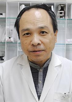 厚木薬剤師会 井上哲男副会長
