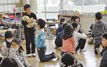 3年生の「命の授業」風景
