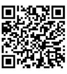右のQRコードを読み込んで、「友達登録」をすることで情報を受け取ることができる