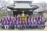 神社とともに伝統守る