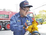 求む、若手消防団員