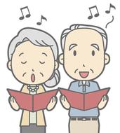 音楽で健康長寿!!