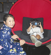 この夏VR体験