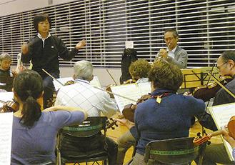 40周年記念イヤーの集大成公演へ向け、練習にも熱が入る