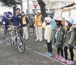 小学生の交通安全教室