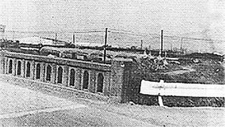 小田原橋の写真=厚木市教育研究所提供