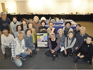 40周年の記念作品展