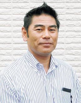 会社では営業部統括部長の東倉さん