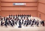 神奈川県吹奏楽コンクールでの演奏=厚木シビックウインドシンフォニー提供