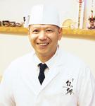 矢野賢造さん(旬の郷料理長)