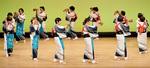 愛甲ささら踊りの過去の様子=市文化財保護課提供