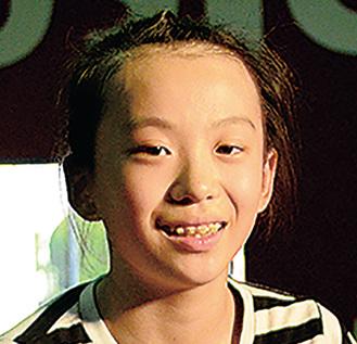 日本代表に選出された石田さん