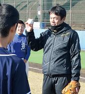 侍ジャパン監督が講師