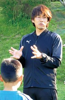 フットゴルフの日本代表としてW杯にも出場した阿部監督