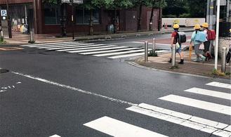 子どもらの交通安全対策を進めていく