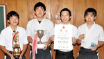 (左から)青木さん、石川さん、池田さん、小野田さん