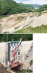 建設が進む八ッ場ダム