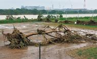 台風19号6700人が避難