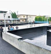 6基の新水槽が完成