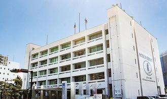 厚木市役所本庁舎