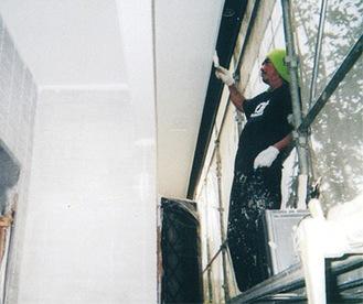 老朽化や建物強化に塗装も有効
