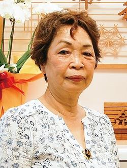 主婦から一転、施設長という大役を務め続ける馬場惠美子さん
