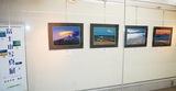 富士山の様々な姿を描写