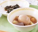 地元素材の煮卵