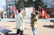 保育士が公園に出向き育児相談「子育て・気楽に相談パーク」を開始