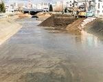 建設・企業委員長時に強く取組んだ河床整備