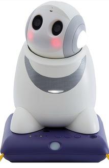 見守りロボット「PaPeRo i」(写真提供・愛川町)
