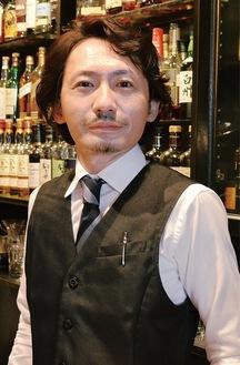 9月15日から伊勢丹新宿店で催事中の永山さん