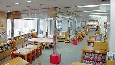 中央図書館サービス向上へ