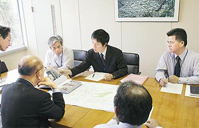 宮城県での活動を報告