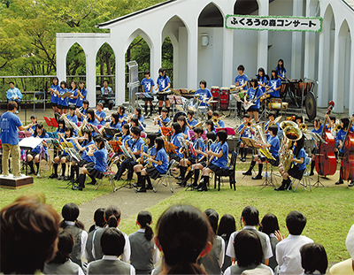 ふくろうの森コンサート10回目