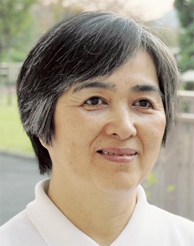 手塚 香代子さん