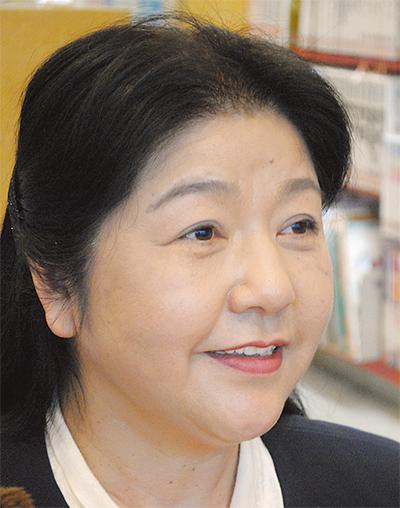 三橋 由紀子さん